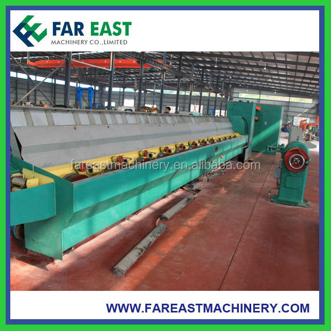 Shanghai Copper/Aluminum Wire/rod Drawing Machine Production Line