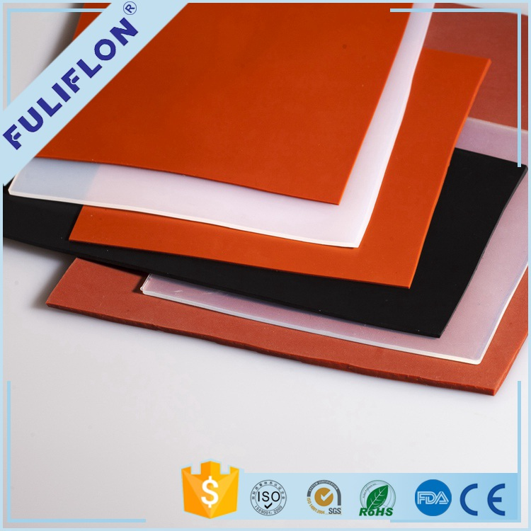 High quality silicone rubber customized sheeting