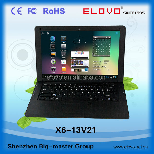13.3'' roll laptop computer price brand new china laptops cheap no brand original laptop