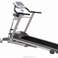 Multifunctional Incline Home Mortorized Treadmill Fitness