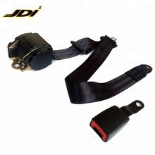 JDI Factory Wholesale Retractable 3 Points Seat Car Safety Belt