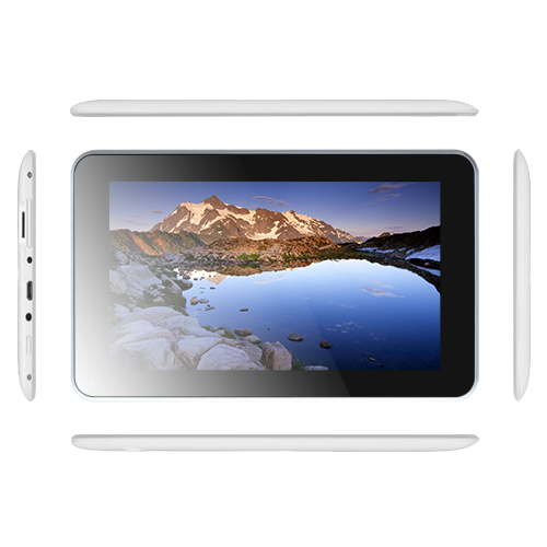 7 inch tablet pc Ultra low power consumption,RK 3168