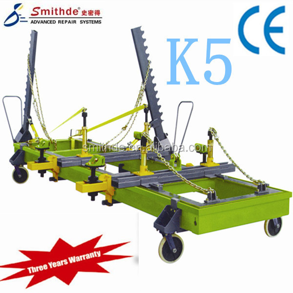 Alignment Bench Systems/frame machine auto body/Car pulling bench ...