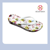 2013 women nude beach slippers bright color women sexy flip flop