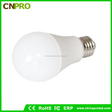 high quantity a60 led bulb light regular 100w for replace