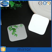 Hot sale 1mm one-way small mirror glass pieces