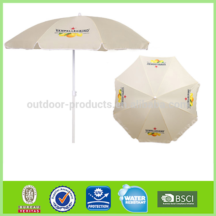 Most popular Sun and rain Sun protection 8 steel ribs high quality advertising umbrella