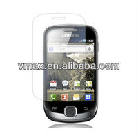 Privacy screen protective film for Samsung Galaxy Fit S5670