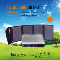 0630Top!~ 133Whr Solar generator System,Portable Solar Generator, lithium battery,Solar energy storage