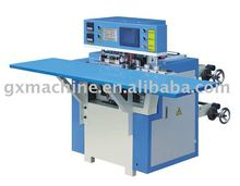Soft Loop Handle bag Making Attaching Machine