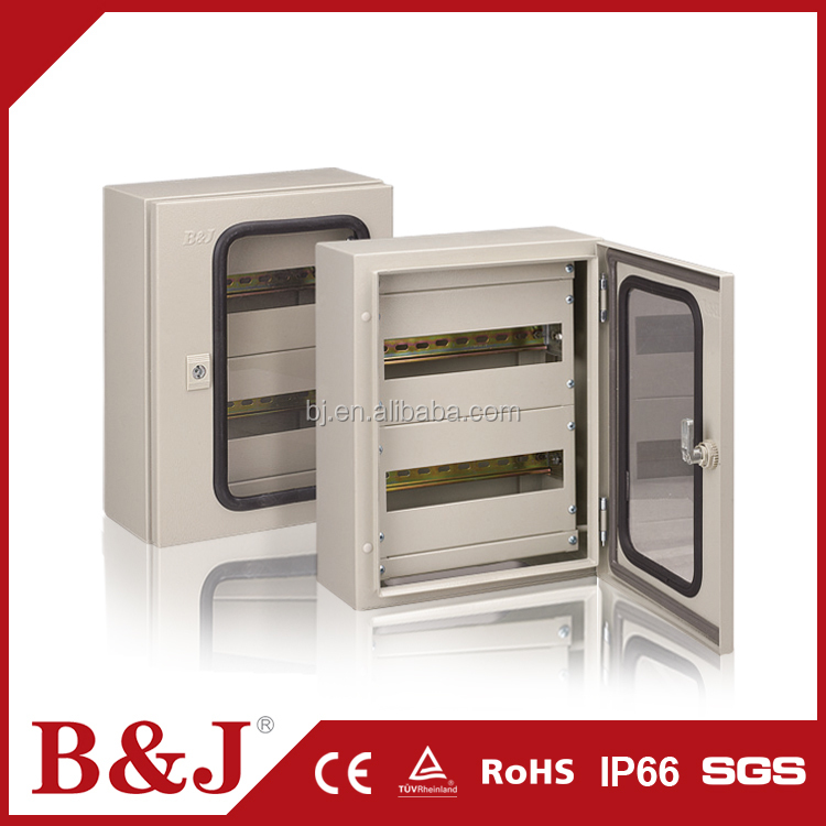 B&J Module Kit For Wall Mount Enclosure Switchboard / Distribution Box Attractive Price