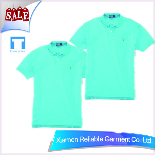 2016 Fashion polo shirt of embroider for custom brand polo t shirts cheap online clothes shopping