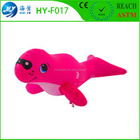 Inflatable Float Ride-On Sea Lion Swimming Pool Toy