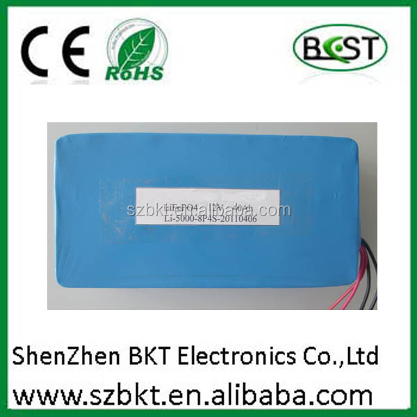 UPS system battery 24v 25ah electric vehicle battery lifepo4 battery