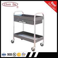 "16"" one drawer assembly tool cart"