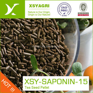Camellia Seed Pellet for Golf Course Saponin Tea Seed