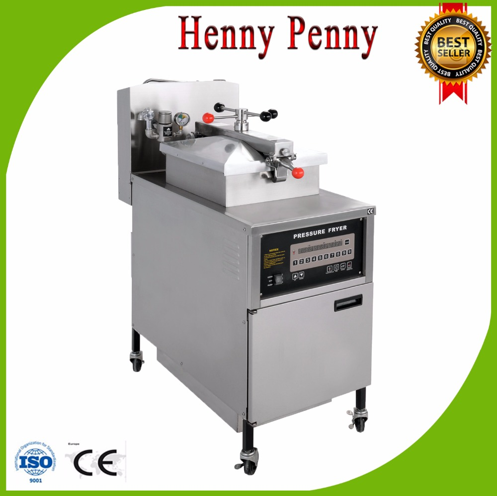 Gas Vertical Temperature-controlled Fryer Cooking Chicken Gas fryers