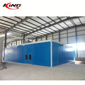 Truck/bus spray booth CE standard