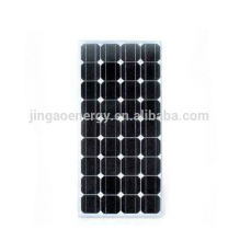 Chinese supplier New fashion environmental protection Monocrystalline 80 w solar panel