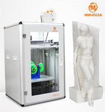 Where to Buy A Interior Design 3D Printer? MINGDA Professional 3D Printer Manufacturer Sale Industrial 3-D Printing Machine