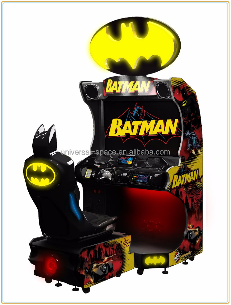 Batman Amusement video game and arcade game machine