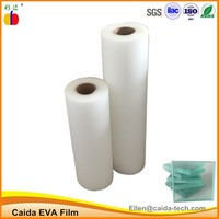 caida 0.38mm PVG-D super clear eva film for laminated glass