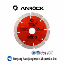 110sizes dry cutting diamond material saw blade