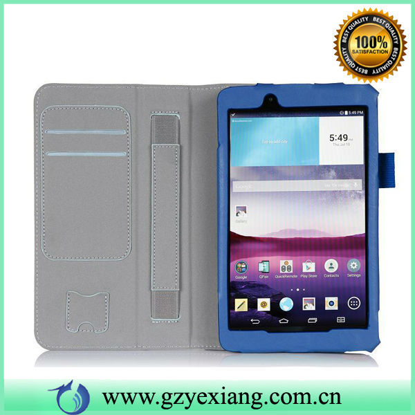 Wholesale Protective Case Cover For LG G Pad 7.0 Leather Case