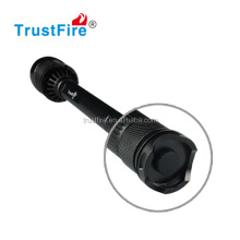 8000LM led flashlight trustfire X100 tactical flashlight 7*cree xml t6 led torch self defense products made in china