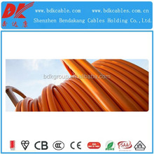 Underground steel wire armoured cable orange sheath Australia Standard power cable