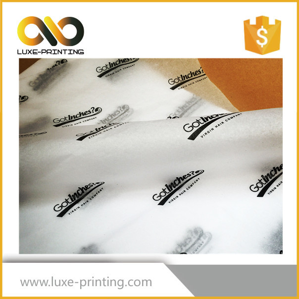 Chinese good printing supplier thin semi translucent wrapping tissue paper