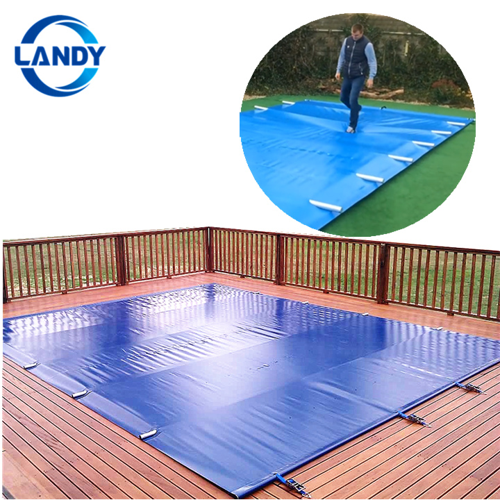 Pvc Safety Automatic Hook Solid Secure Pool Cover You Can Walk On It For  Inground Pools - Buy Solid Pool Covers You Can Walk On,Pvc Safety Solid  Cover ...