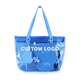 Plastic waterproof Beach Bags and Totes Beach Bags for Women and Men