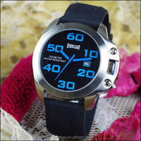 2014 high quality fashion watch with stainless steel watch case