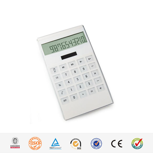 Hairong 10 digit desktop calculate fractions calculator