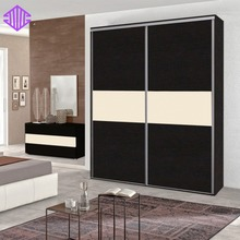 double color wall wardrobe design furniture bedroom