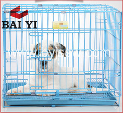 Wholesale Luxury Dog Kennels ANd Chain Link Dog Kennel Lowes(High Quality, metal wire dog cage)