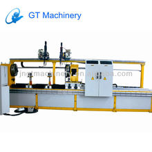 Automatic CNC sheet metal professional welding machine for Pipe flange ring roll seam welding