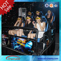 amusement park 5d 7d 9d cinema theatre game machine with 12 special effect