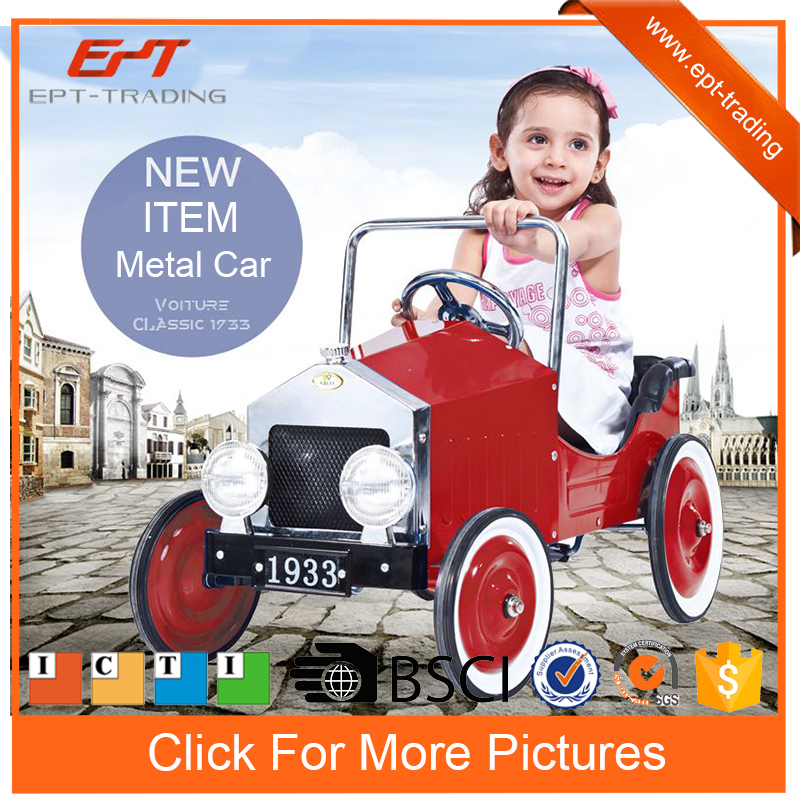2016 Newest crazy selling classic cars ride on toy car for sale