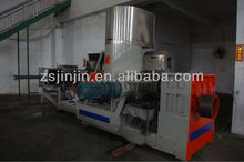 High quality plastic film granulation line