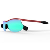 Hot sale trendy safety glasses bicycle racing goggles / top quality custom cycling sunglasse
