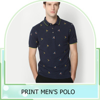 OEM serice latest design china cheap custom printed polo shirts for men from china factory