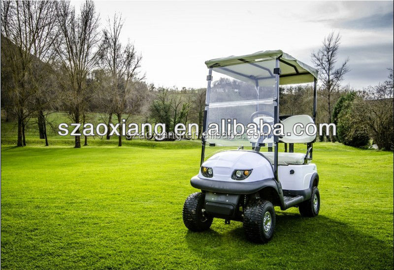 High performance 36 volt dc motor utility electric fish cart from china golf cart factory