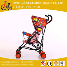 4 in 1 baby walker/baby stroller /baby carrier trike tricycle with 3 wheel from handan china