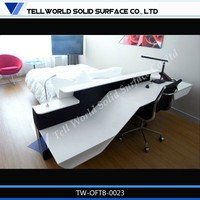 Chic Style Office Desk Top Decoration office counter design