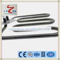 santian heating element Hot sale 4500 Watts convector heater tubular heating accessary Electric heating product