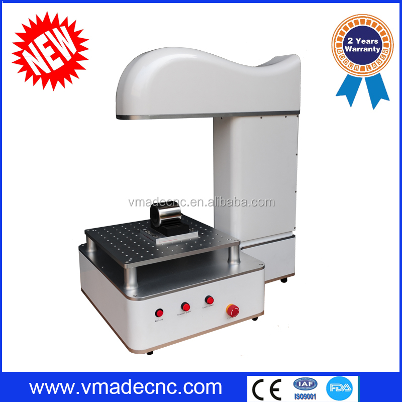 factory price 2d 3d printer laser Printing Lables marking fiber laser greeting card marking machine for wedding invitations