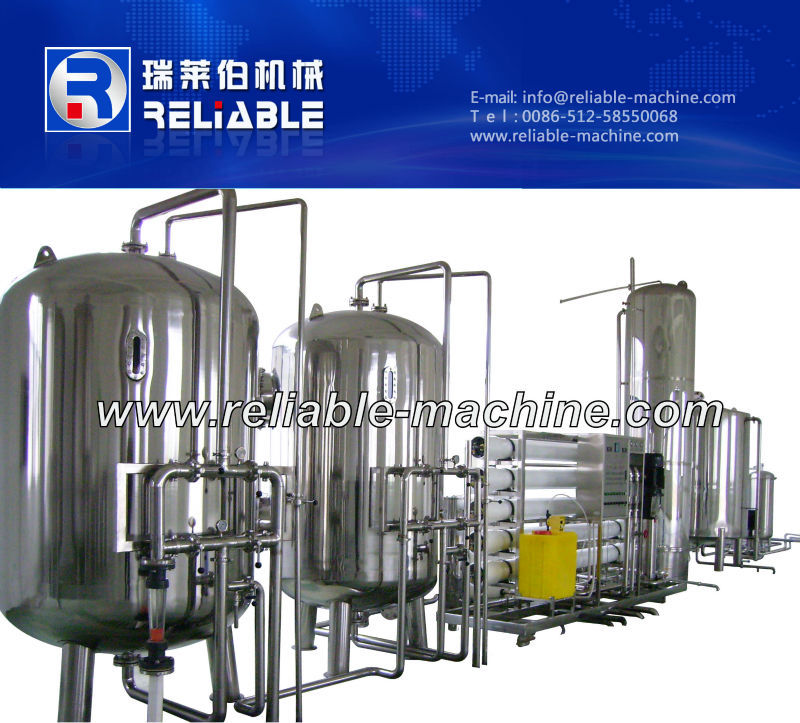 RO System Pure Drinking Water Treatment Plant Price