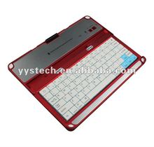 slim scissor Bluetooth Keyboard For Ipad2 Ipad3